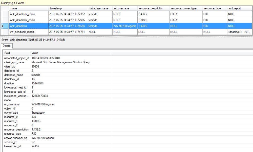 SSMS2014XE08-XE-Collected-Data