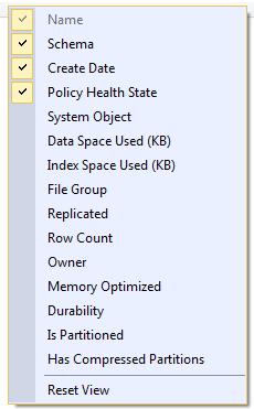 Object Explorer Details (Day 21)